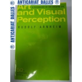 ART AND VISUAL PERCEPTION -RUDOLF ARNHEIM