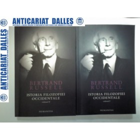 ISTORIA FILOSOFIEI OCCIDENTALE-BERTRAND RUSSELL