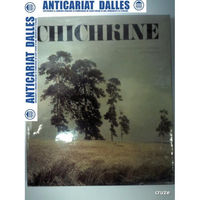 Album CHICHKINE  -format mare (Shiskin)