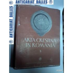ARTA CRESTINA IN ROMANIA - volumul 5 -secolul XV