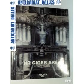 Album HR GIGER - Editura Taschen