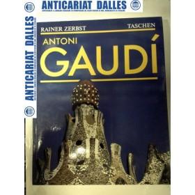 ALBUM  Antoni GAUDI - Rainer Zerbst