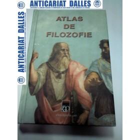 ATLAS DE FILOZOFIE - Peter Kunzmann,Franz-Peter Burkard ,Franz Wiedmann -Editura Rao 2004