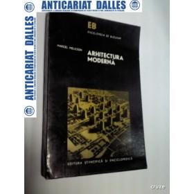 ARHITECTURA MODERNA -Marcel MELICSON