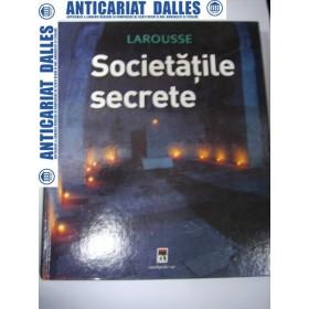 SOCIETATILE  SECRETE - LAROUSSE  ( album )