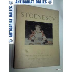 EUSTATIU STOENESCU -album de Gheorghe OPRESCU -1946 -( editie limitata)