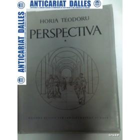 PERSPECTIVA - HORIA TEODORU -volumul 1