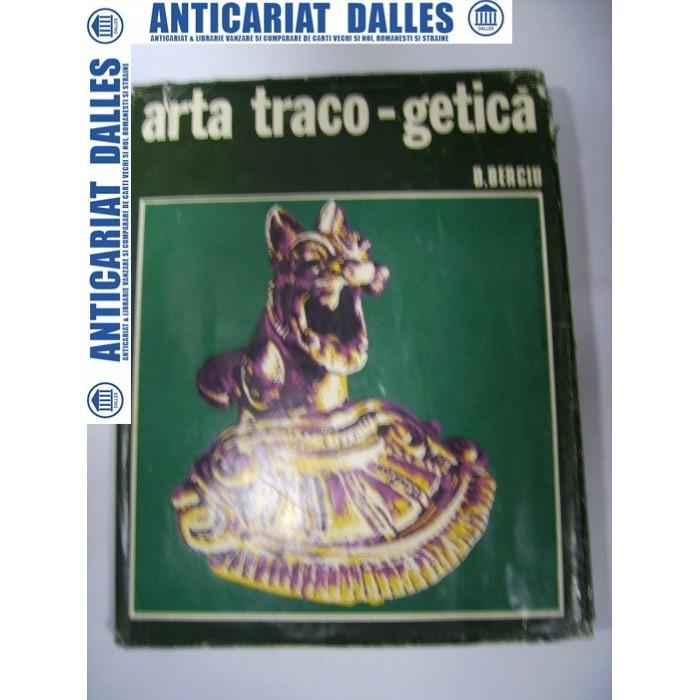 ARTA  TRACO -GETICA  -D.Berciu