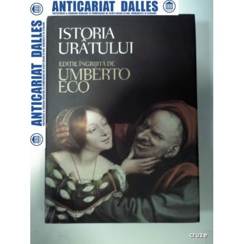 ISTORIA URATULUI -UMBERTO ECO