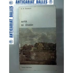 ARTA  SI  ILUZIE - E.H. GOMBRICH