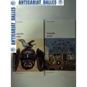 TEMELE ARTEI - Albert E. Elsen - 2 volume