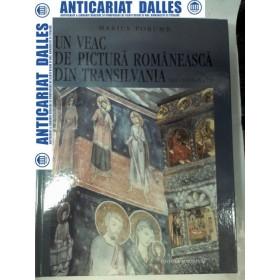 UN VEAC DE PICTURA ROMANEASCA DIN TRANSILVANIA SEC. XVIII - Marius Porumb