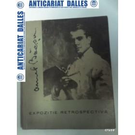 Catalog AUREL BAESU - de Eugenia Antonescu -Expozitie retrospectiva -Muzeul Regional Bacau 1966