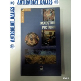 MAESTRII PICTURII - Patricia Fride-Carrassat  Larousse/Rao
