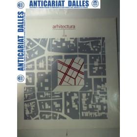 Revista ARHITECTURA - nr.1/1983