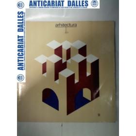 Revista ARHITECTURA - nr.1 /1979