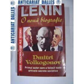 LENIN - O noua biografie -Dmitri Volkogonov