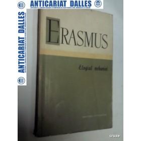 ERASMUS - ELOGIUL NEBUNIEI  - Stiintifica 1959