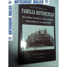 FAMILIA ROTHSCHILD - WALTER BREWITZ