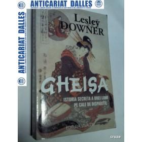 GHEISA -Istoria secreta a unei lumii pe cale de disparitie -Lesley Downer