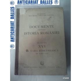 DOCUMENTE PRIVIND ISTORIA ROMANIEI -TARA ROMANEASCA - vol.IV (1571-1580)