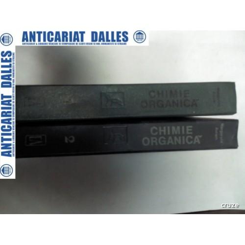 CHIMIE ORGANICA -MARGARETA AVRAM - 2 volume