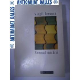 Virgil Ierunca -Semnul mirarii