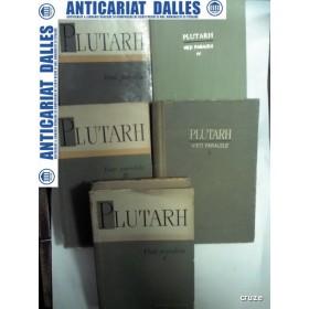 PLUTARH - VIETI PARALELE - 5 volume