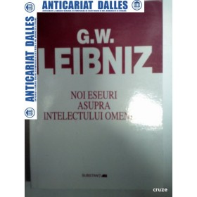 NOI ESEURI ASUPRA INTELECTULUI OMENESC -G.W.LEIBNIZ