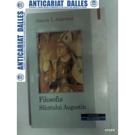 FILOSOFIA SFANTULUI AUGUSTIN - Anton I.Adamut