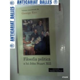 FILOSOFIA POLITICA A LUI JOHN STUART MILL - George Ene