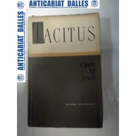 TACITUS -OPERE 3 -ANALE