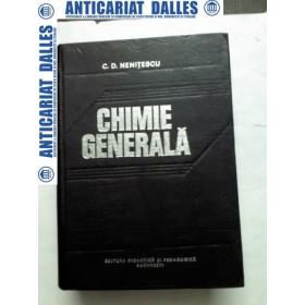 CHIMIE GENERALA -C.D.NENITESCU