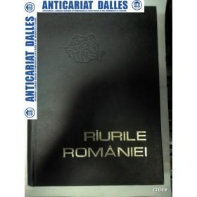 RAURILE ROMANIEI  -Monografie hidrologica -Constantin Diaconu
