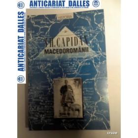 MACEDOROMANII - TH.CAPIDAN - 2000 (reproducerea  editiei din 1942)
