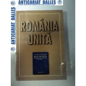 ROMANIA UNITA - Charles Upson Clark