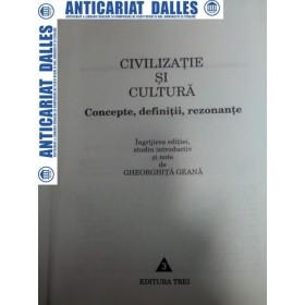 CIVILIZATIE SI CULTURA - S.MEHEDINTI