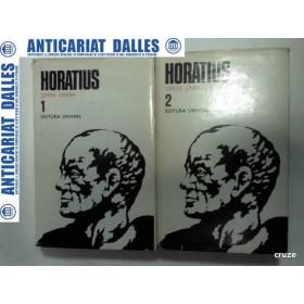 HORATIUS -OPERA OMNIA - 2 volume