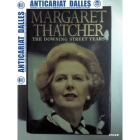 MARGARET THATCHER - THE DOWNING STREET YEARS -1993