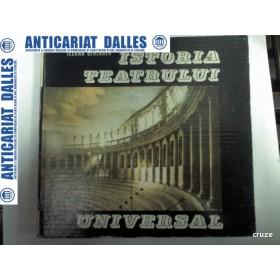 ISTORIA TEATRULUI UNIVERSAL  -ILEANA BERLOGEA -volumul 1 (ANTICHITATEA.EVUL MEDIU.RENASTEREA)