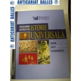 Enciclopedie de istorie universala -Reader s Digest