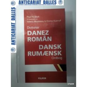 DICTIONAR DANEZ -ROMAN - Editura Polirom