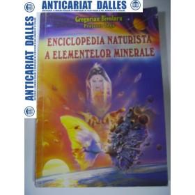 Enciclopedia naturista a elementelor minerale -G.BIVOLARU