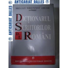 DICTIONARUL SCRIITORILOR ROMANI -volumul 2 -D-L - Zaciu/Papahagi/Sasu