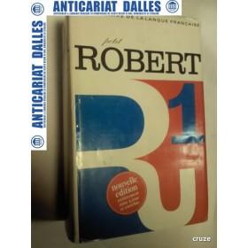 PETIT ROBERT - DICTIONNAIRE DE LA LANGUE FRANCAISE -1979