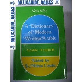 HANS WEHR -dictionar arab -englez