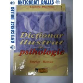 Dictionar ilustrat de psihologie englez-roman