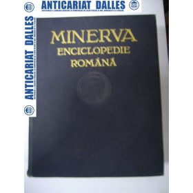 MINERVA - ENCICLOPEDIE ROMANA -1930