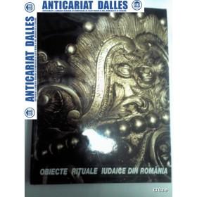 OBIECTE RITUALE IUDAICE DIN ROMANIA (album)