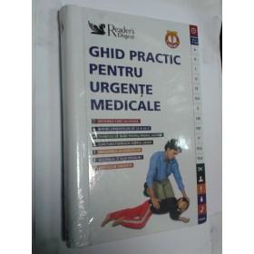 GHID PRACTIC PENTRU URGENTE MEDICALE-Reader's Digest